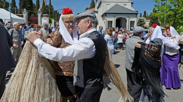 La fiesta de San Isidro, declarada Bien de Interés Cultural
