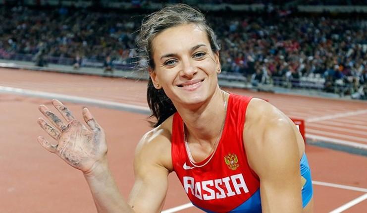 La legendaria Isinbáyeva hace oficial su retirada tras ser excluída de Río