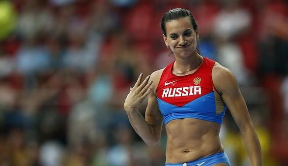 Isinbáyeva, leyenda olímpica, explota: 'Que los deportistas extranjeros pseudo-limpios respiren aliviados'