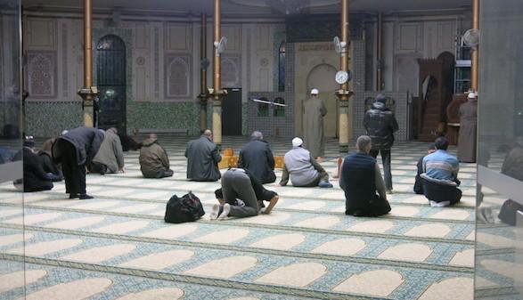 Un sobre con harina obliga a desalojar la Gran Mezquita de Bruselas