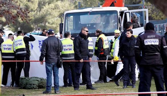 Cuatro muertos en un ataque terrorista en Jerusalén