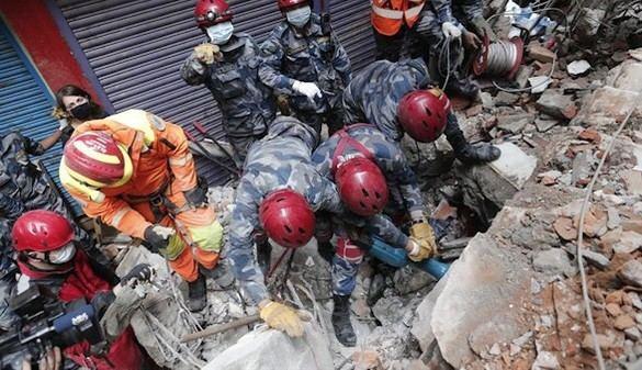 Nueve españoles en Nepal, desaparecidos en la zona