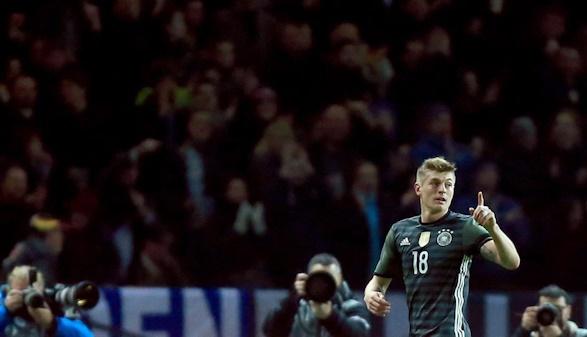 Kroos: '¿Por qué iba a tener un trauma con Italia?'
