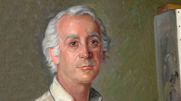 Fallece el reconocido pintor y retratista aragonés Jacinto del Caso