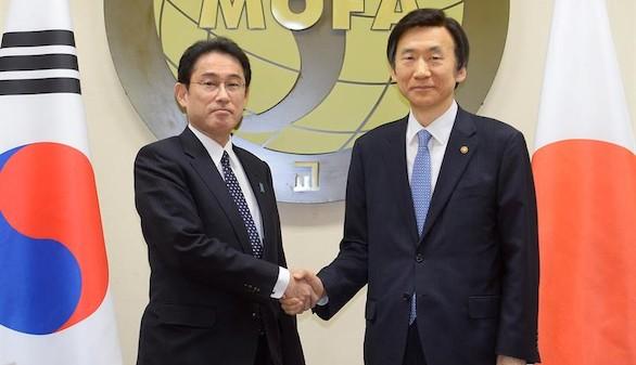 Japón y Corea del Sur cierran la herida de las esclavas sexuales