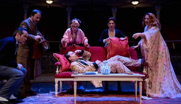 El teatro en El Imparcial. Jardiel, un escritor de ida y vuelta, de Jardiel Poncela