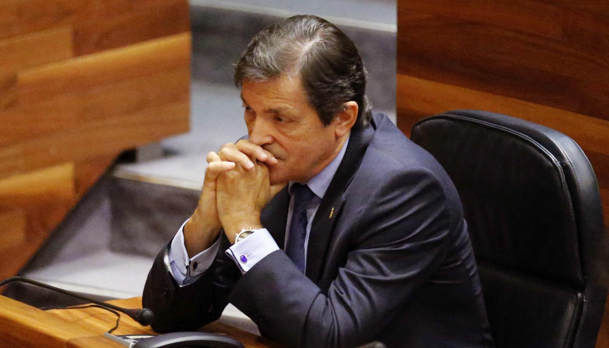 Javier Fernández no se presentará a la reelección en Asturias
