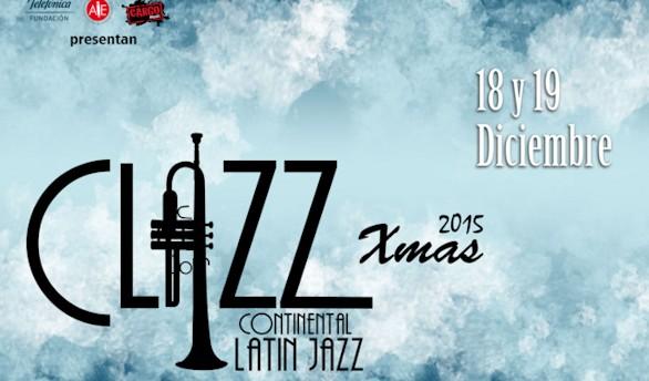 Música a ritmo de jazz en Clazz Xmas