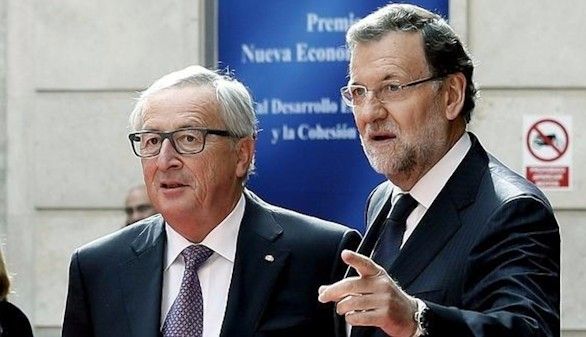 Rajoy pide evitar la multa por el déficit y ofrece más ajustes