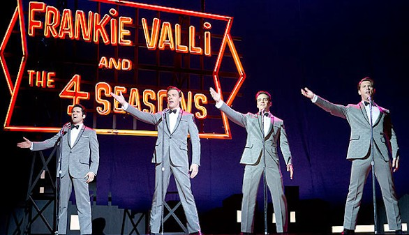 'Jersey Boys', Broadway meets Clint Eastwood