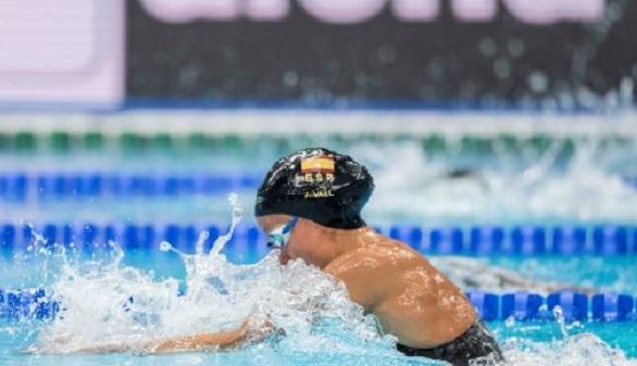 Natación. Vall gana el oro en los 200 braza de los Europeos de piscina corta