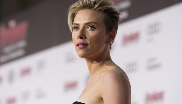 Scarlett Johansson y su marido se separan tras dos años de matrimonio