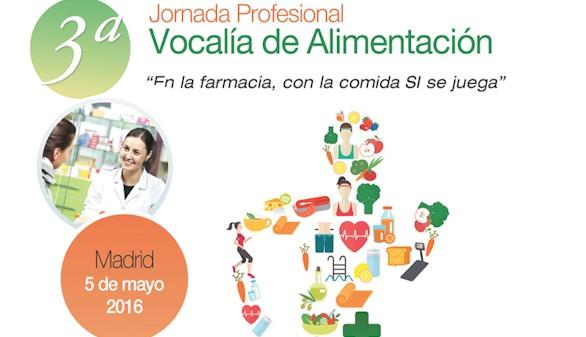 La alimentación reúne a los farmacéuticos en Madrid