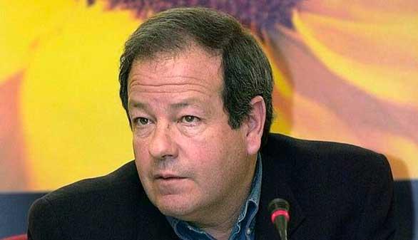 Fallece Jose María Mendiluce, escritor y exeurodiputado del PSOE