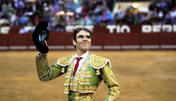 José Tomás triunfa en Jerez con una lección magistral de toreo al natural