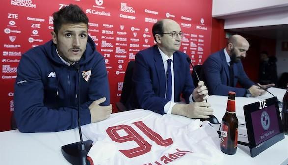 El Sevilla vuelve a jugar a la ruleta rusa: ficha a Jovetic para su delantera