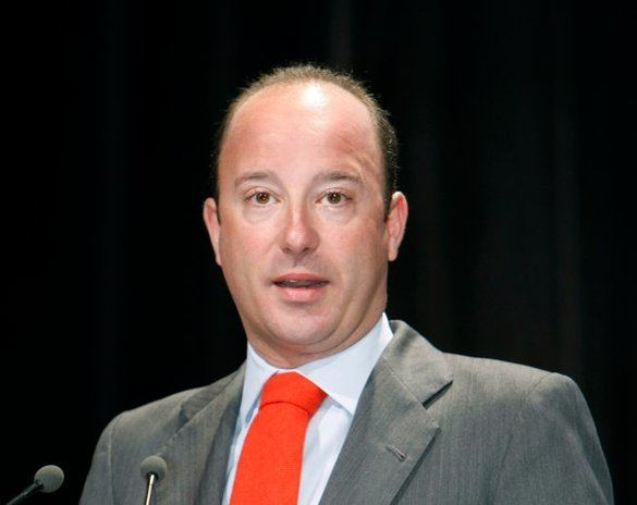 Juan Manuel Cendoya, nuevo vicepresidente de Santander España