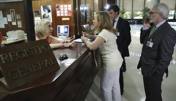 El Constitucional mantiene la obligación de Rivas de entregar a sus hijos