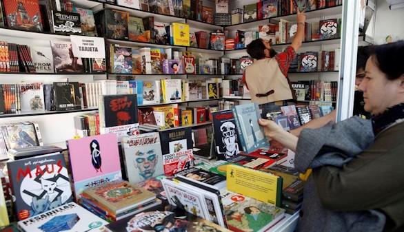 Feria del libro. Actividades destacadas para este jueves, 2 de junio