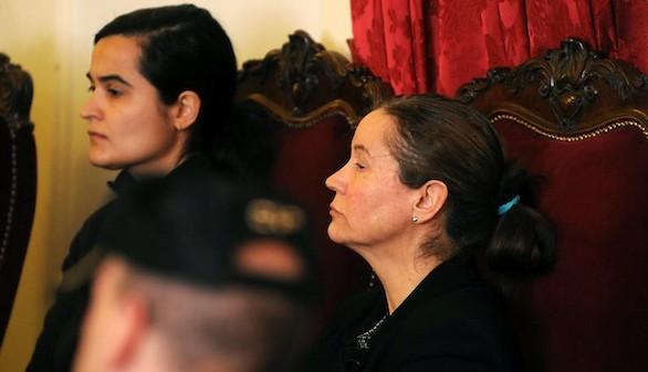 Las tres acusadas de asesinar a Carrasco, declaradas culpables