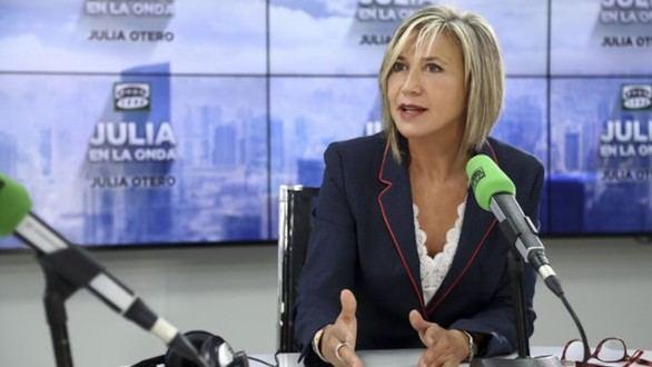 La periodista Julia Otero anuncia en su programa que padece un cáncer