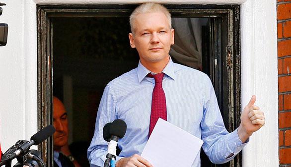 La ONU falla a favor de Assange sobre su
