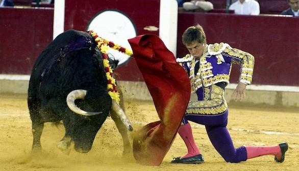 'El Juli' también sale por la puerta grande en la plaza de Zaragoza