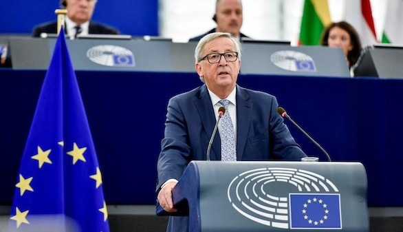 Juncker: si Cataluña vota independencia