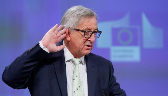 Juncker: 'No es un divorcio amistoso, tampoco era una gran relación amorosa'
