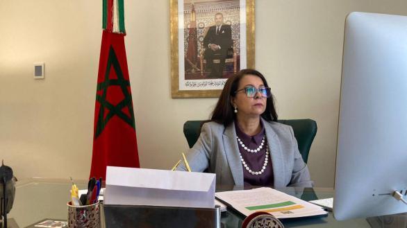 La embajadora de Marruecos no volverá a Madrid mientras Ghali siga en España