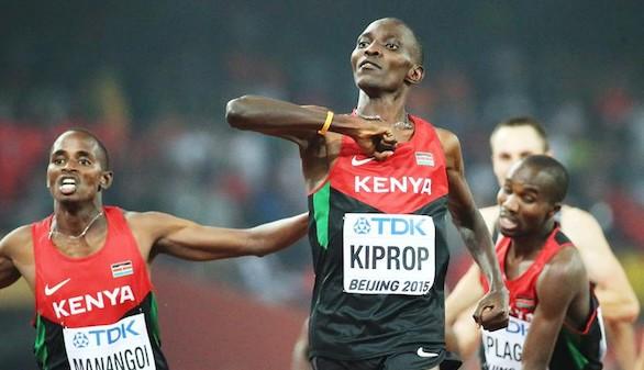 Kenia arrodilla a Estados Unidos e irrumpe como primera potencia del atletismo