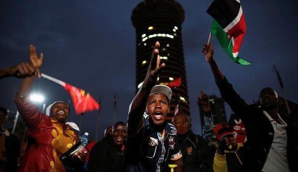 Más de cien muertos en Kenia tras la victoria de Kenyatta