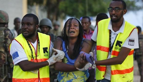 Aumenta a 147 el número de muertos en el ataque a una universidad de Kenia