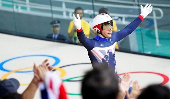 El británico Jason Kenny gana el oro en keirin