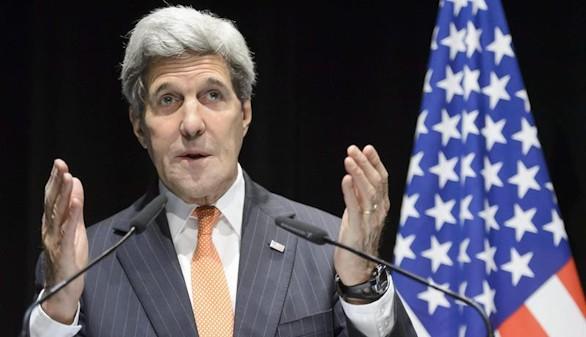 John Kerry, sobre Irán: