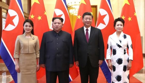Kim Jong-un confirma que realizó una visita secreta a China