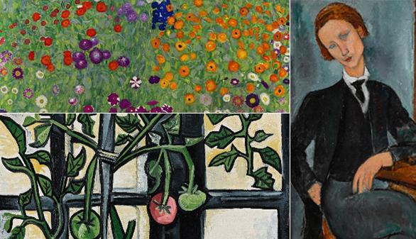 Récord para una naturaleza muerta de Picasso y un paisaje de Klimt