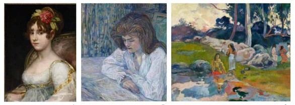 Obras de Goya, Toulouse-Lautrec y Gauguin de la colección de Alicia Koplowitz.