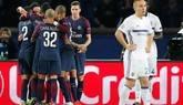Kurzawa roba la escena a Neymar y Mbappe para golear y llegar a octavos   5-0