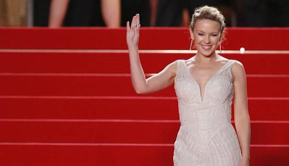 Kylie Minogue, 'invitada' al cumpleaños de Isabel II