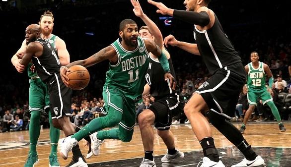 NBA. La peor pesadilla de los Celtics se cumple: Kyrie Irving no jugará más este curso
