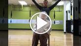 Vídeos virales. La alegría que una abuelita contagia en redes con su sesión de gimnasia