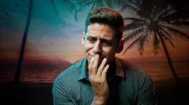 Christofer reacciona a las tórridas imágenes de su novia Fani con Rubén en 'La isla de las tentaciones'.
