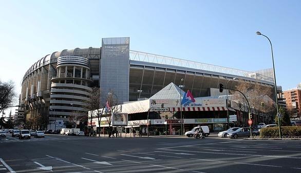 Real Madrid y Ayuntamiento acuerdan la ampliación del Santiago Bernabéu