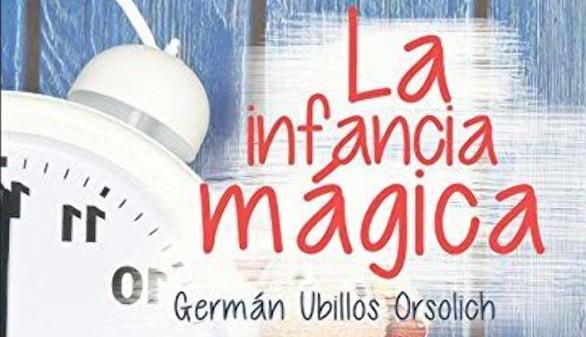 Germán Ubillos presenta la segunda parte de 'La infancia mágica'
