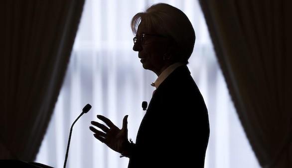 Lagarde avisa de un crecimiento global más débil en 2016