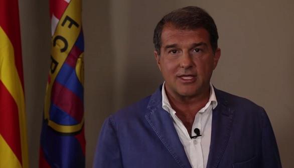 Laporta quiere presidir el Barça, otra vez