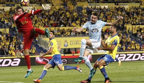Celta y Las Palmas desatan la locura en Gran Canaria |3-3