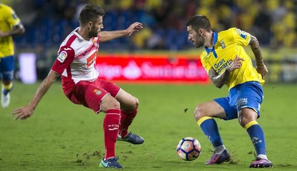 Las Palmas no marca por primera vez y el Español ajusta su defensa 0-0