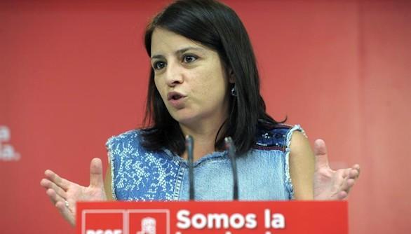 El PSOE corrige a Díaz: la plurinacionalidad es de